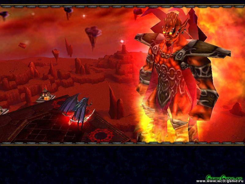 Warcraft III: Reign Of Chaos & Frozen Throne + patch 1.22 + 329 к